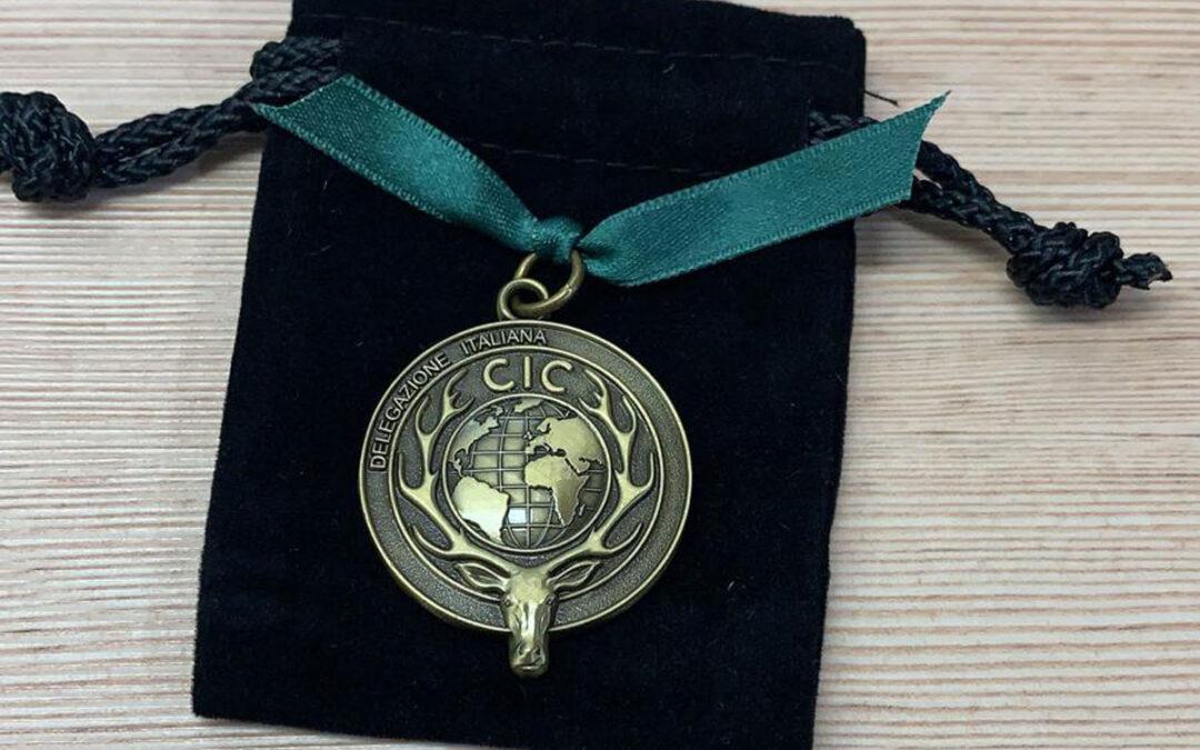 Medaglie Trofei CIC
